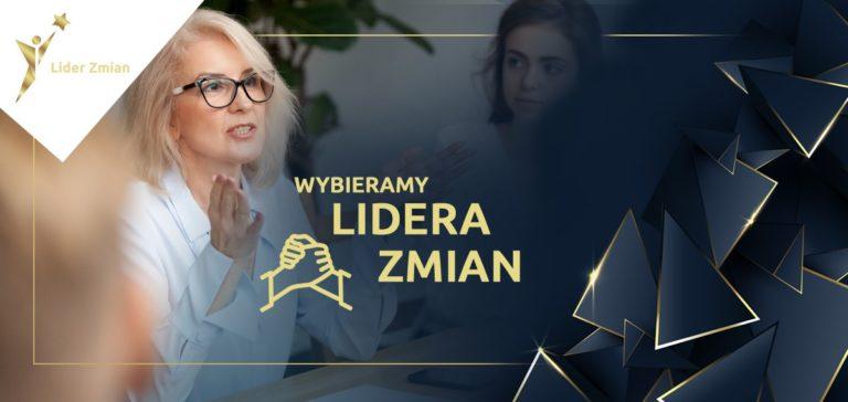 Spot reklamowy konkursu Lider Zmian 2019 już na mazowieckich ekranach