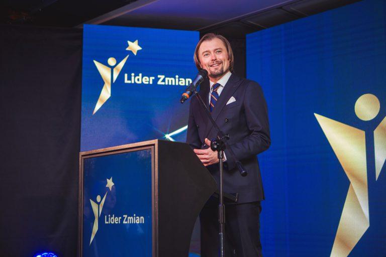 Fotorelacja z finałowej gali konkursu LIDER ZMIAN 2019 na Mazowszu
